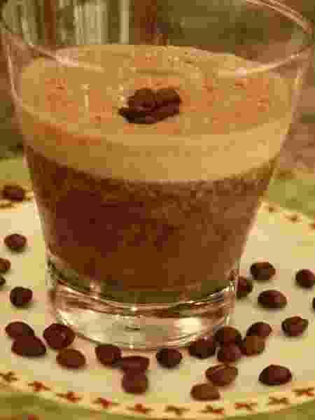 suco de café com castanha - Divulgação - Divulgação