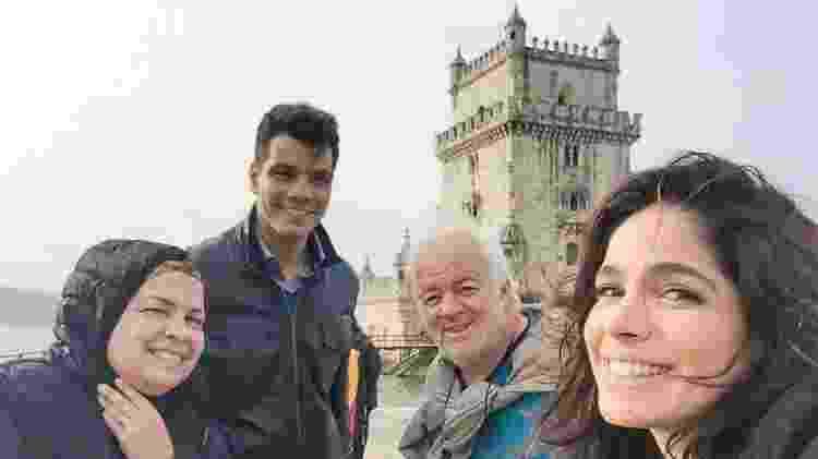 Sabrina Petraglia levou a família para Portugal - Reprodução/Instagram/sabrinapetraglia