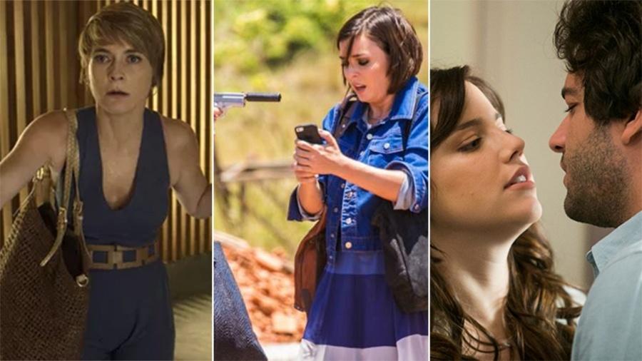"""Em """"A Lei do Amor"""", tramas de Helô, Magnólia e Isabela não saem do lugar - Reprodução/Gshow"""