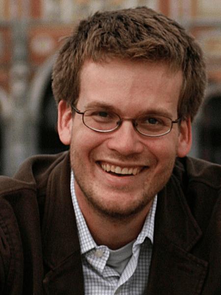 O escritor John Green - Divulgação