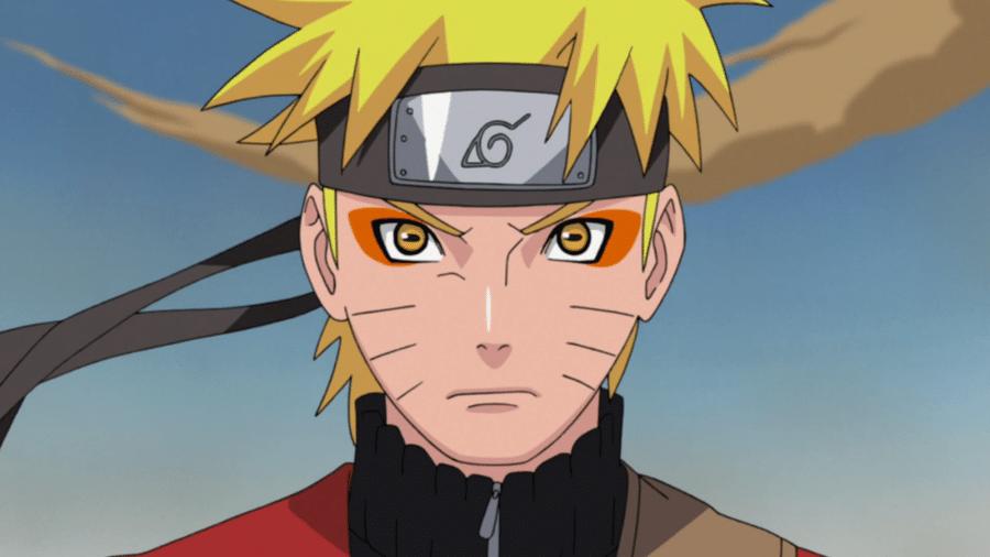 Naruto Uzumaki, protagonista do animê - Reprodução/Studio Pierrot