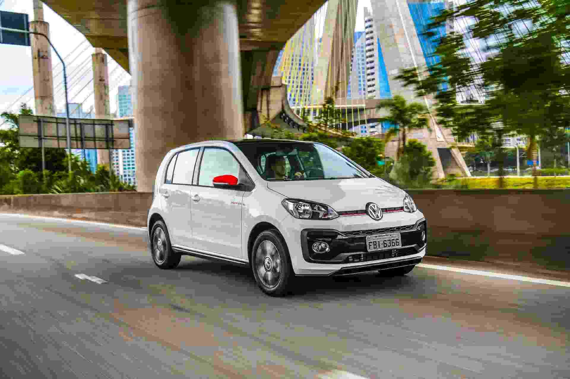 Volkswagen up! Pepper 2018 - Divulgação