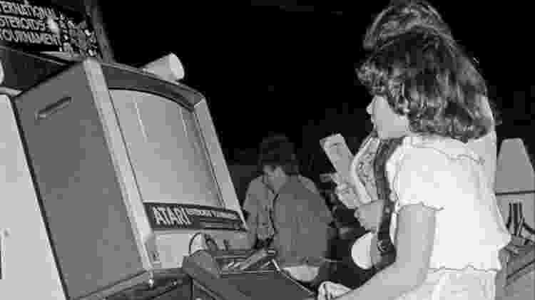 Atari capa - Reprodução - Reprodução