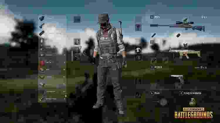 PUBG Xbox One - Divulgação - Divulgação
