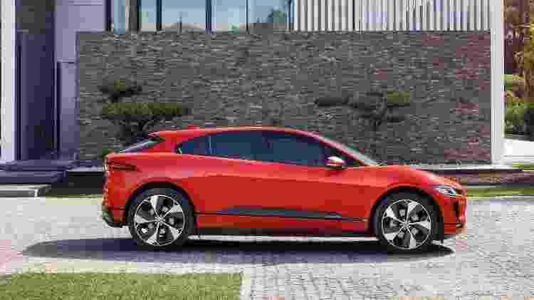Jaguar I-Pace 4 - Divulgação - Divulgação