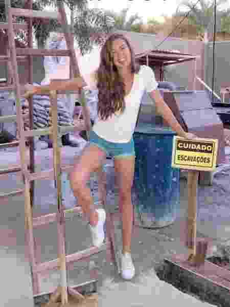 Marina Ruy Barbosa obras mansão refoma - Reprodução/Instagram/marinaruybarbosa