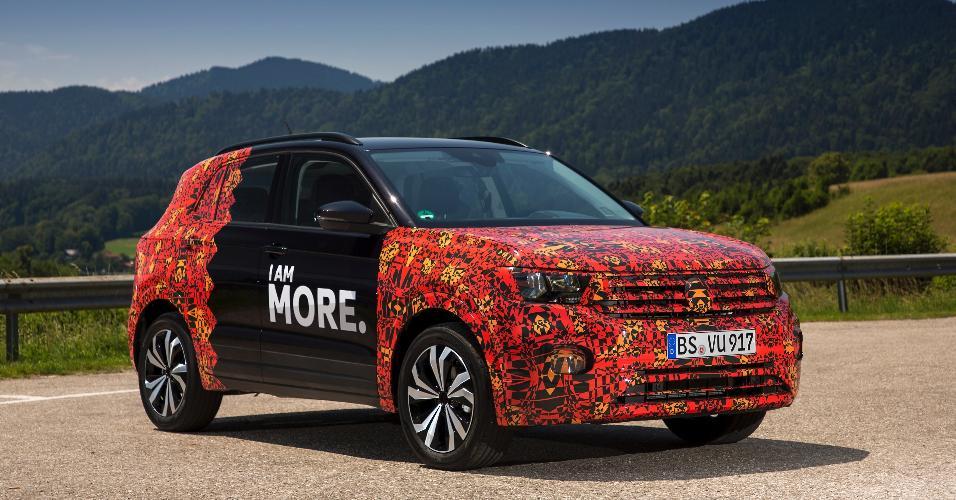 Volkswagen T-Cross Alemanha