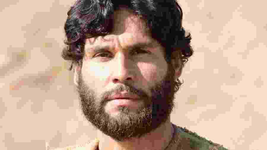 """Dudu Azevedo é """"Jesus"""" na nova trama da Record - Blad Meneghel/Record TV"""