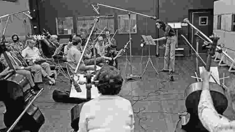 Verocai gravou seu álbum durante um mês no Rio, com a participação de uma grande  - Arquivo pessoal - Arquivo pessoal