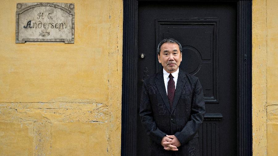 O escritor japonês Haruki Murakami - /Henning Bagger/via REUTERS