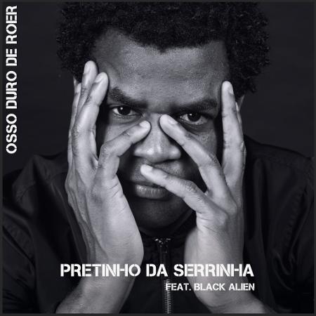 Capa do single do Pretinho da Serrinha - Divulgação
