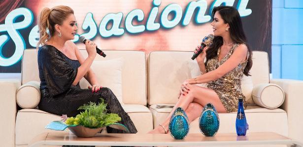 """Nani Venâncio participa do """"Sensacional"""" com Daniela Albuquerque"""