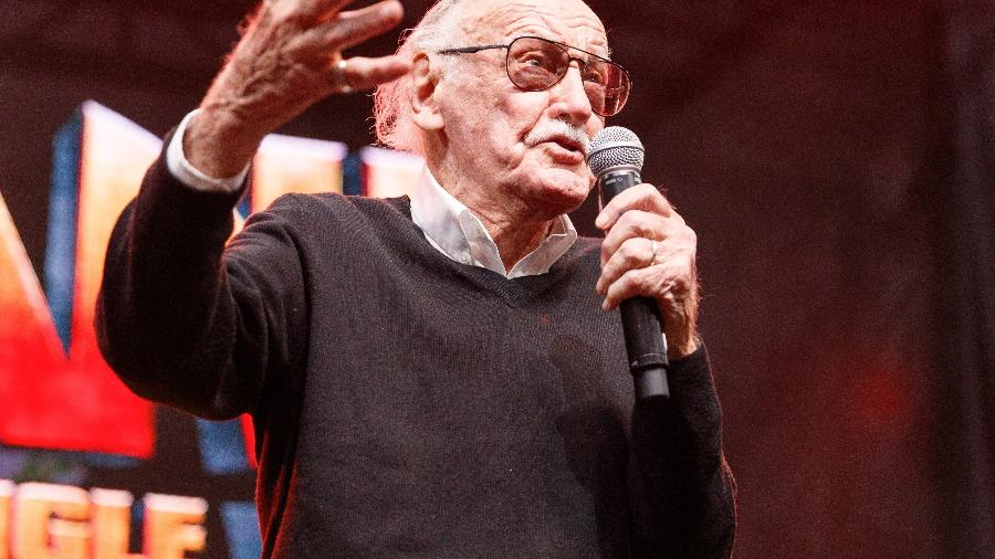 Stan Lee - Rich Polk/Getty Images