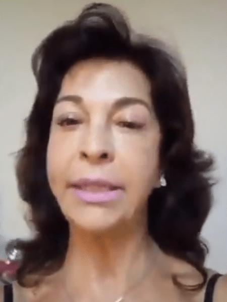 Nas redes sociais, Vida Vlatt acusa Ana Paula Renault de agressão - Reprodução/Instagram