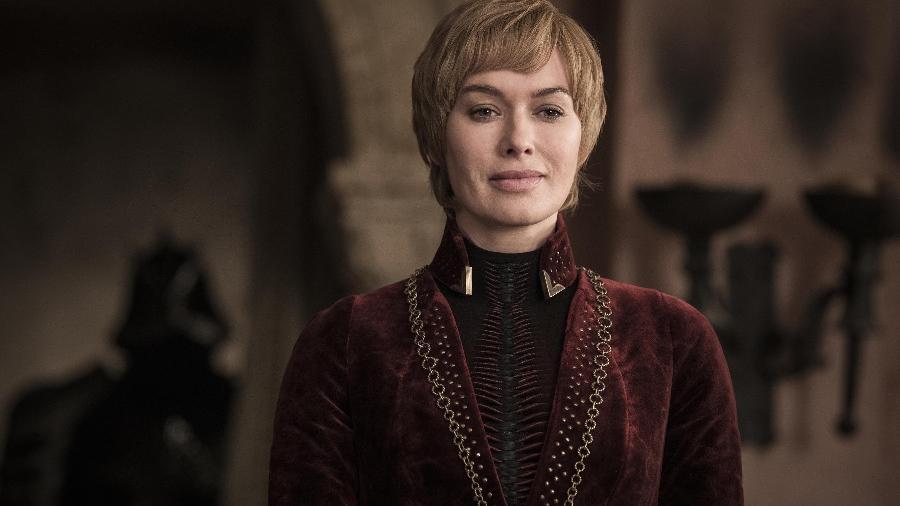 """Cersei Lannister (Lena Headey) em cena de """"Game of Thrones"""" - Divulgação/HBO"""