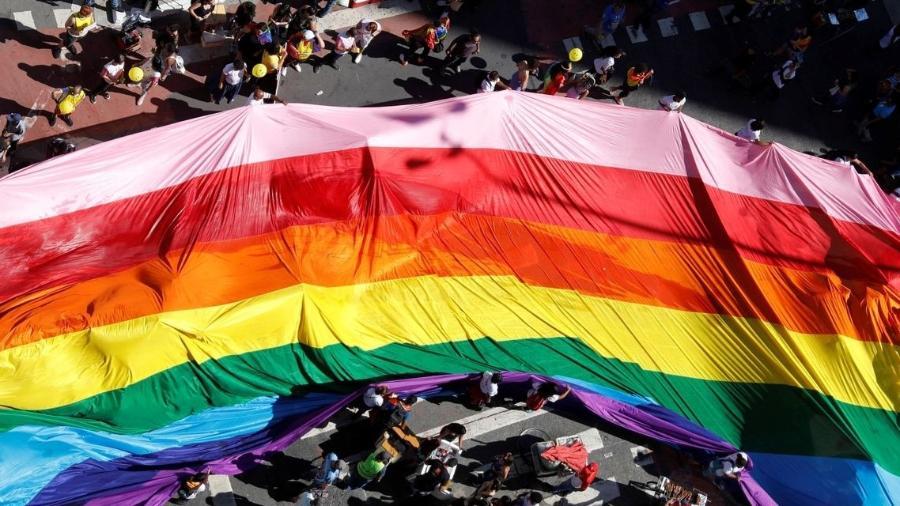 Bandeira LGBTQ - Agência Brasil