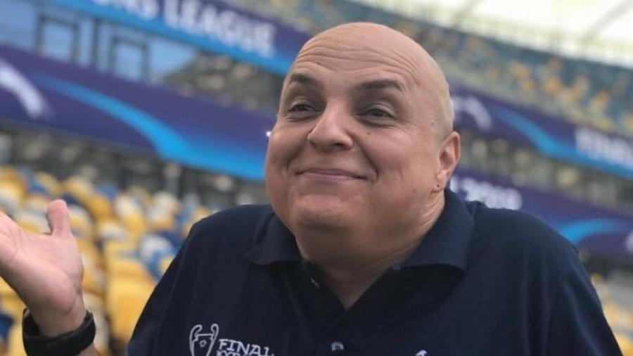 """André Henning: narrador da TNT Sports, que agora chama sua equipe de esportes de """"influenciadores"""" para o mercado - Reprodução/Facebook"""