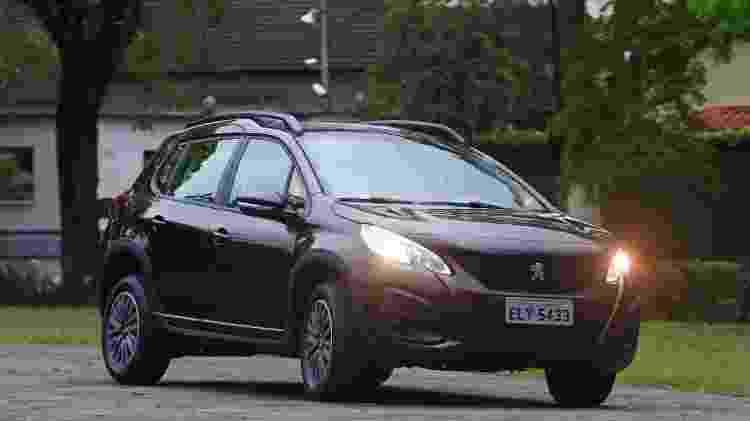 Peugeot 2008 PCD - Murilo Goes/UOL - Murilo Goes/UOL