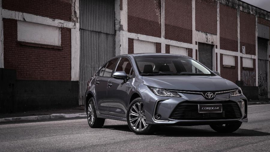 Toyota Corolla XEi 2020 - Divulgação