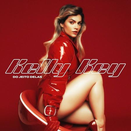 """Capa do EP """"Do Jeito Delas"""", de Kelly Key - Reprodução/Instagram"""