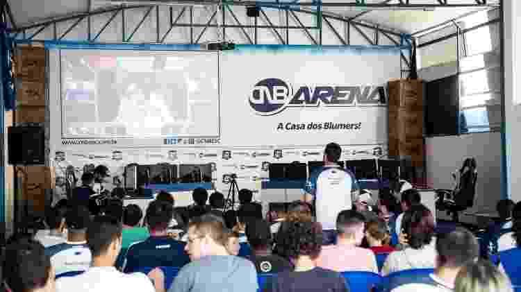 A Arena CNB nasceu em 2016 - Divulgação/CNB