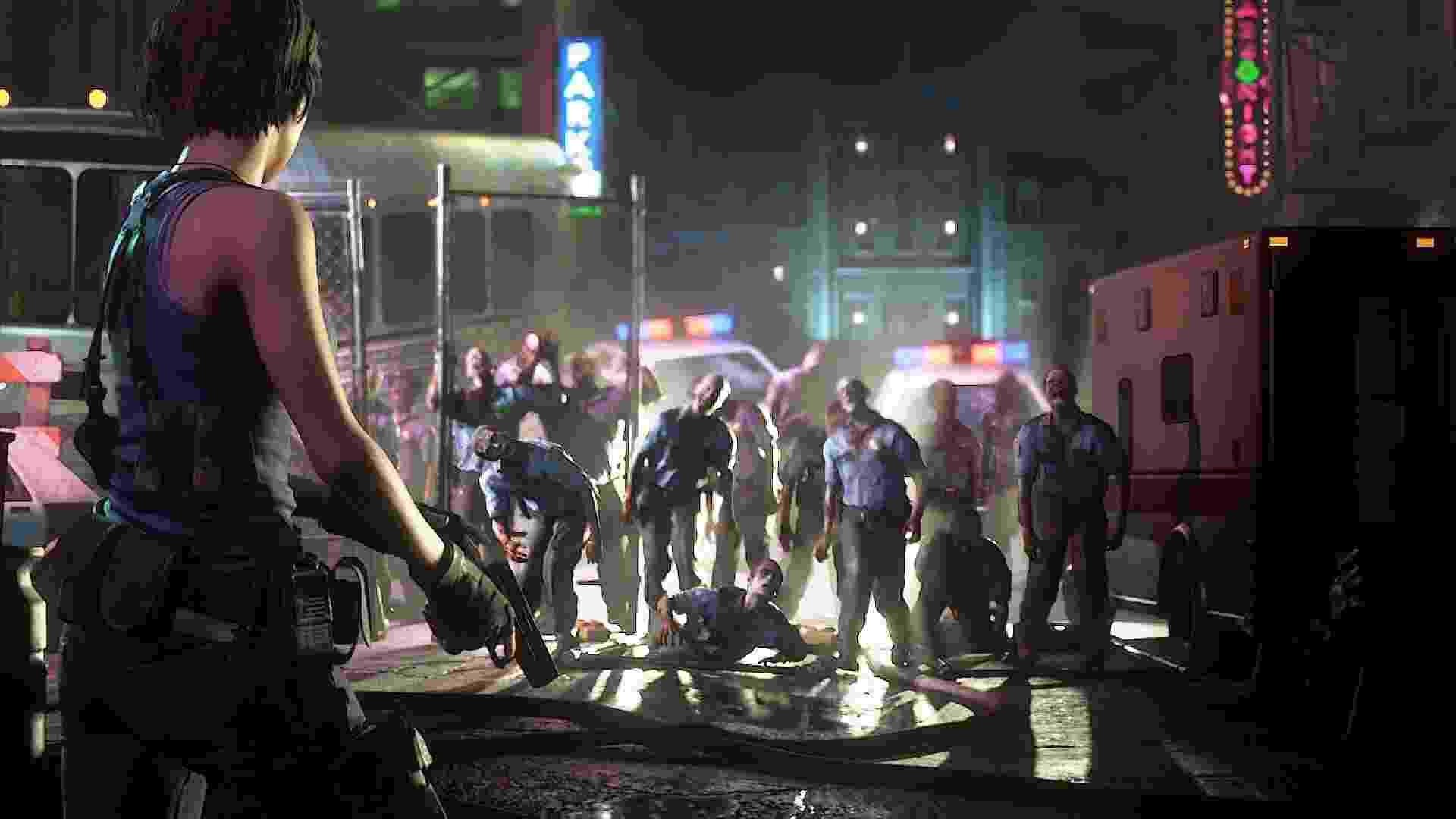 Resident Evil 3 - Divulgação