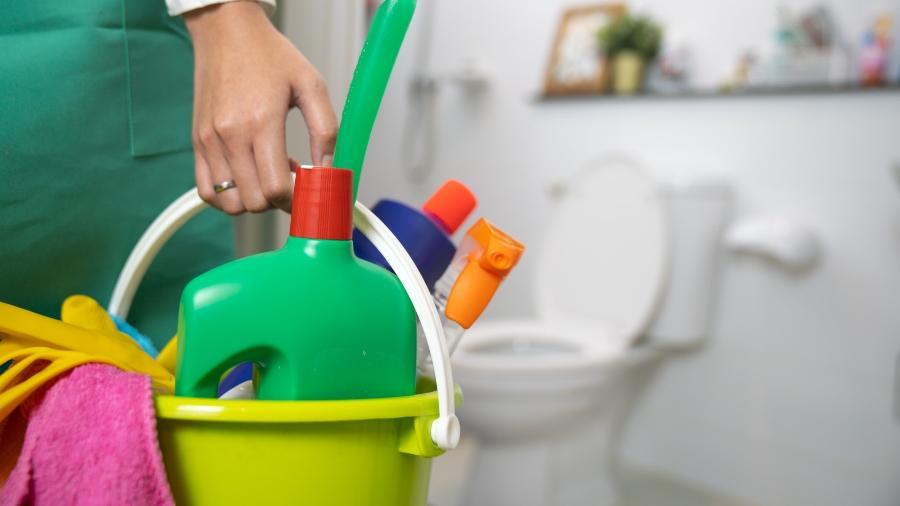 Tramado doméstico, empregada doméstica - Getty Images