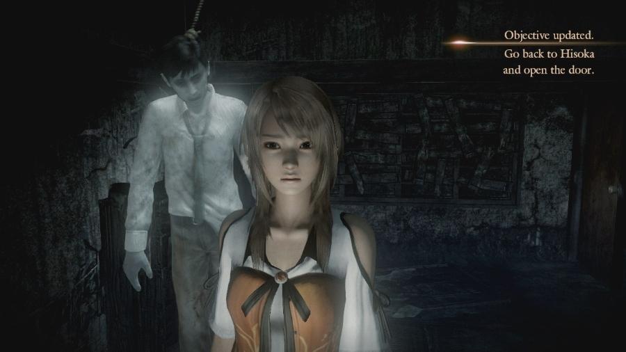 Fatal Frame: Maiden of Black Water - Reprodução
