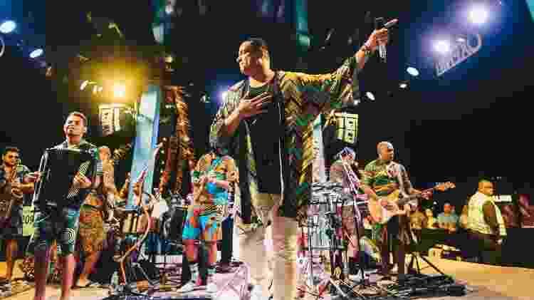 Harmonia do Samba se apresenta no Rio - Divulgação
