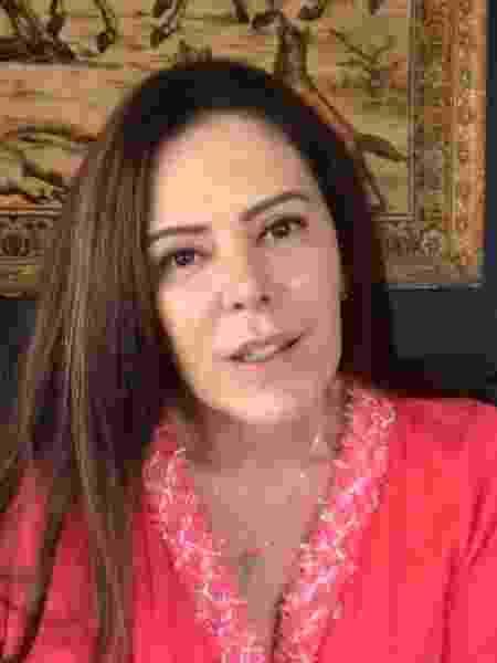 Kátia Maranhão quer disputar eleições em São Paulo - Arquivo pessoal