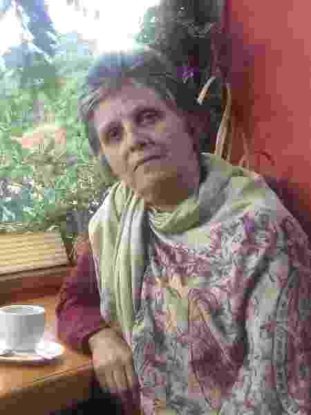 Luzia Rachel Braga se voluntariou para escrever cartas para idosos - Arquivo Pessoal - Arquivo Pessoal