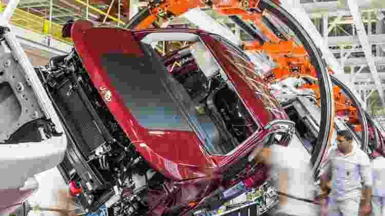 Fábrica da Jeep em Goiana (PE) - Divulgação - Divulgação