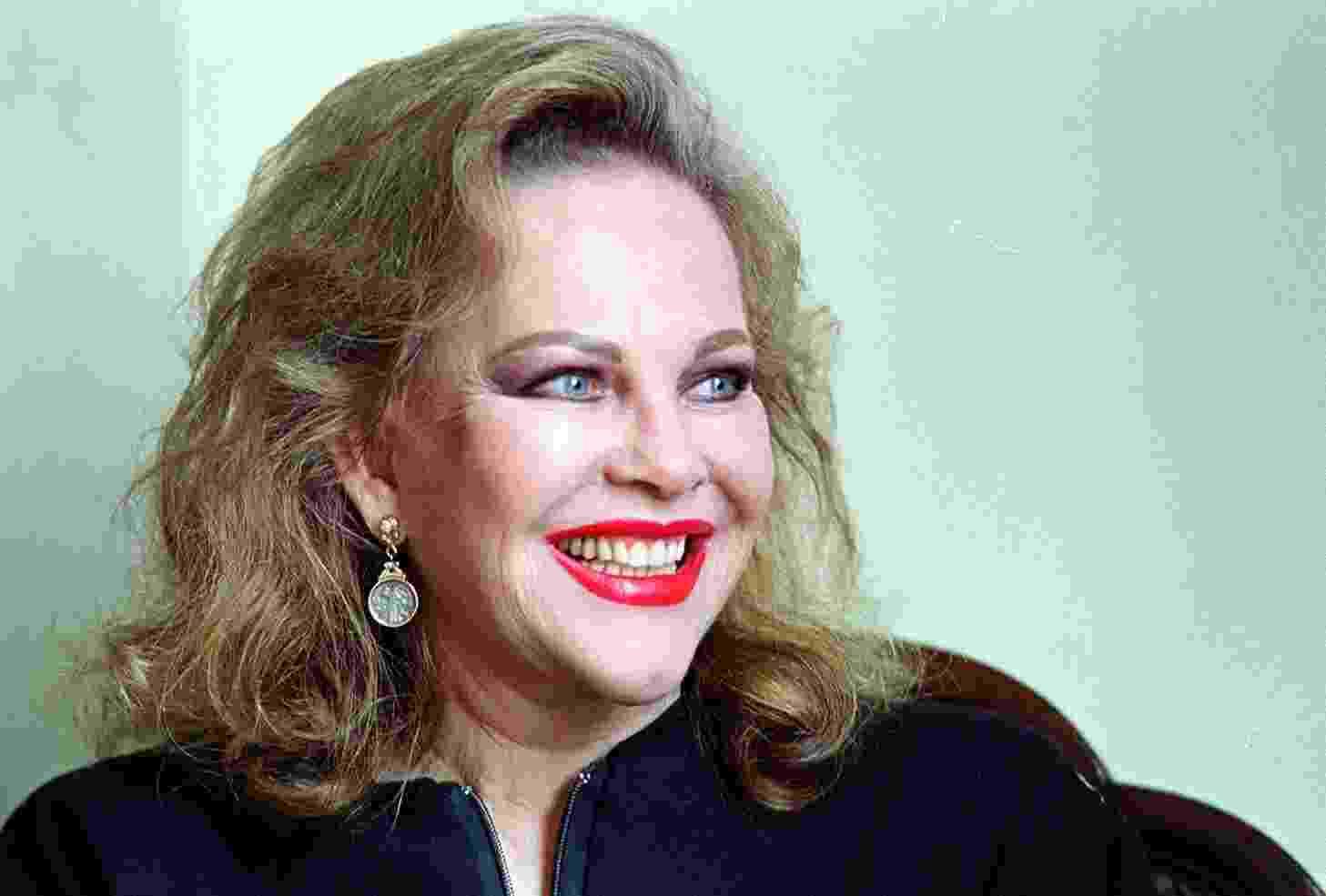 Martha Rocha em 1993 - Frederico Rozário/Folhapress