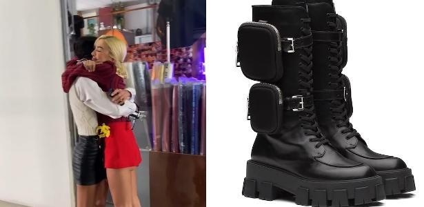 No MTV Miaw | Manu Gavassi usa bota de R$ 9 mil em reencontro com Bruna