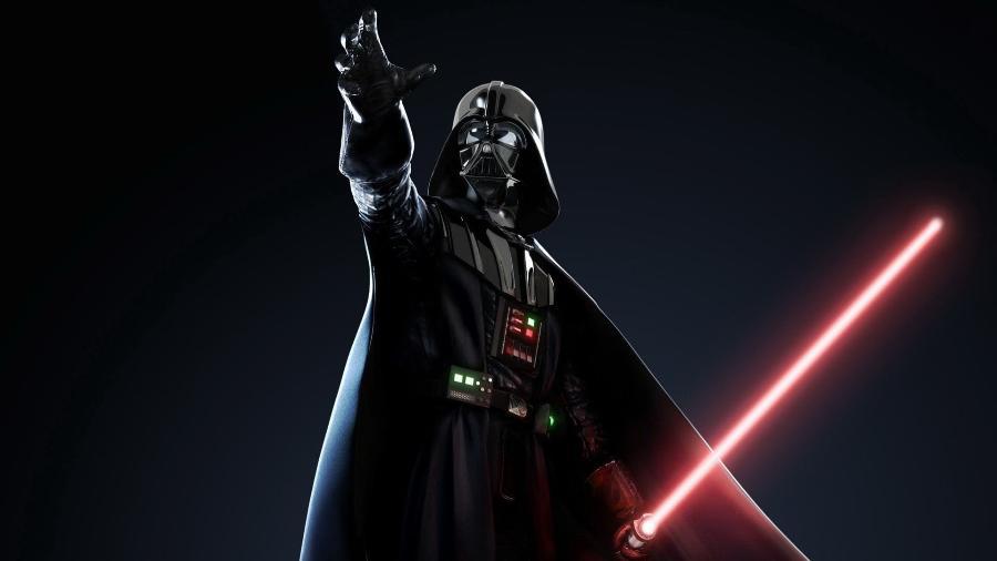 """Darth Vader, vilão de """"Star Wars"""" - reprodução/Lucasfilm"""