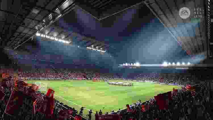 FIFA 21 Anfield - Divulgação/EA - Divulgação/EA