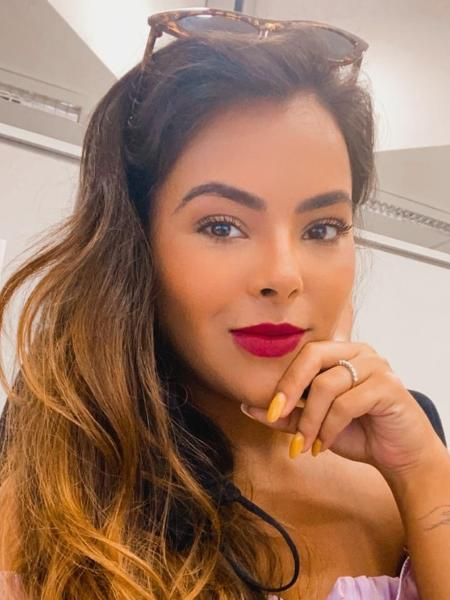 Thamiris Lima fala de medo de ter date de novo após vacinação síndrome F.O.D.A - Arquivo pessoal