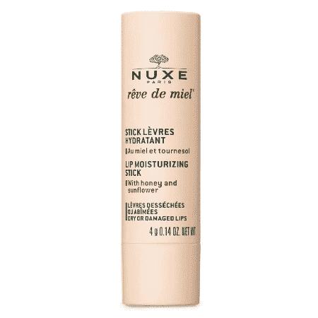 Reve Miel Lip Moisturizing Stick Nuxe - Divulgação/Amazon - Divulgação/Amazon