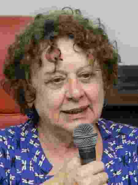 Ana Miranda - Arquivo pessoal - Arquivo pessoal
