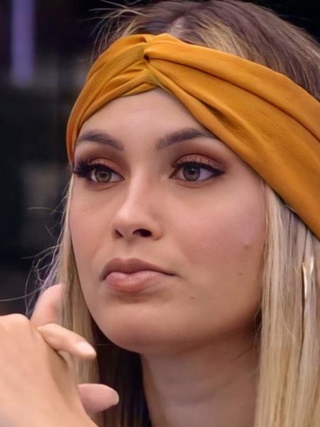 Ex-sister pediu a ajuda dos seus fãs - Reprodução/TV Globo