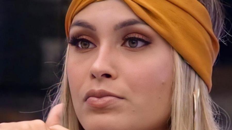 Sarah foi comparada com sucesso de Gil e Juliette após BBB 21 - Reprodução/TV Globo