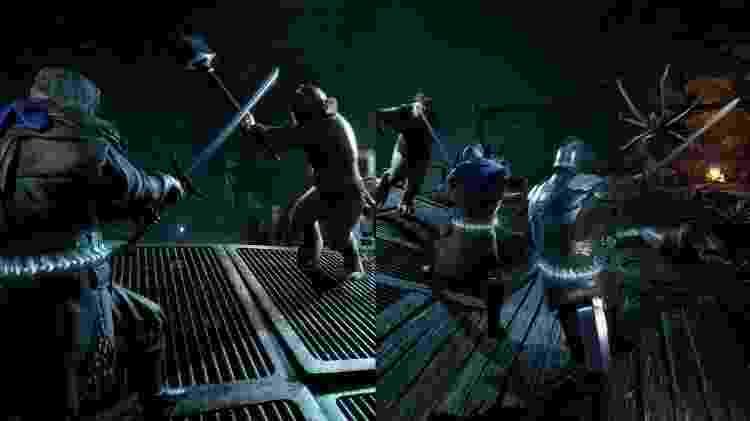 Game  de RPG The Last Oricru - Divulgação/KochMedia - Divulgação/KochMedia