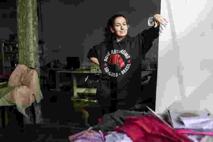 Mayara Vivian, 31, coordenadora de ação comunitária da Casa do Povo - Keiny Andrade/UOL - Keiny Andrade/UOL