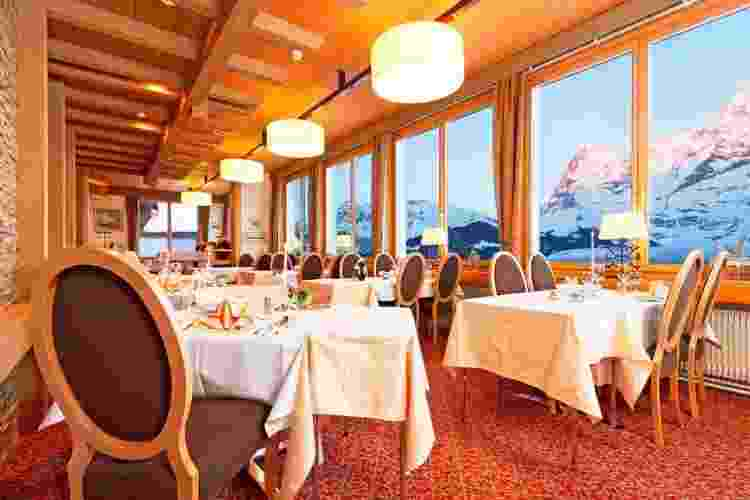 Resort de ski Murren é obcecado por James Bond (4) - Divulgação - Divulgação