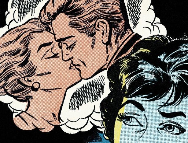Quando vira dependência, o sentimento amoroso pode atrapalhar a vida da pessoa - Getty Images