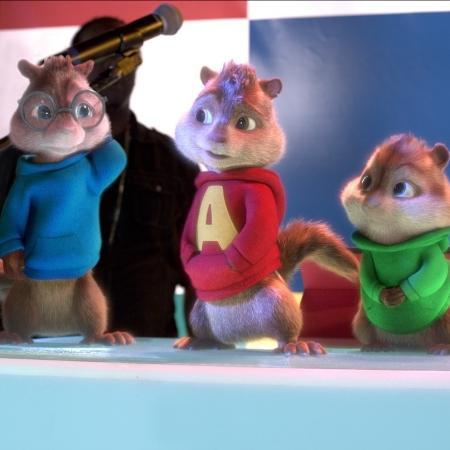"""Cena do filme """"Alvin e os Esquilos: Na Estrada"""" - Divulgação"""