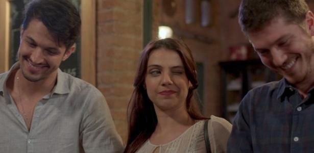 """Anita se casa com Afonso no final de """"Além do Tempo""""; novela termina na sexta (15) - Reprodução/Além do Tempo/GShow"""