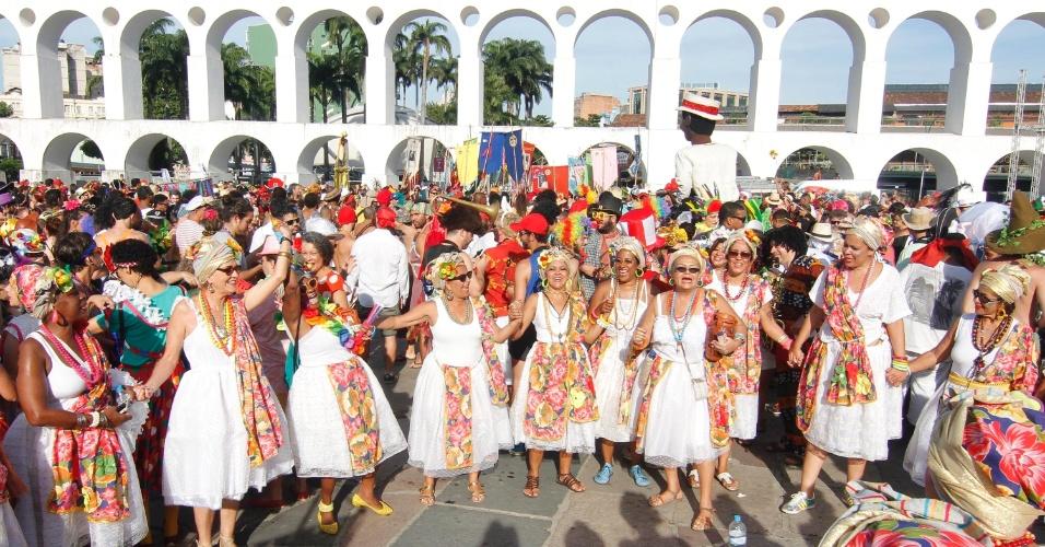 Em 2016, o bloco comemora 20 anos de Carnaval