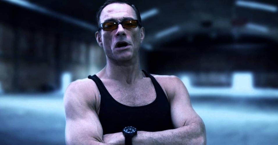 Jean-Claude Van Damme - Os Mercenários 2