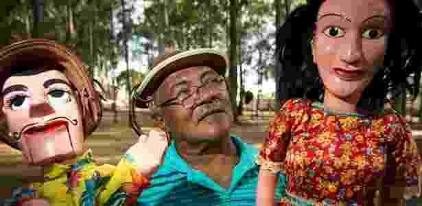 """Mestre Zé Lopes (PE) apresenta o espetáculo """"A Fazenda do Coronel Mané Pacarú"""" - Divulgação - Divulgação"""
